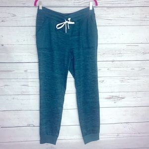 Andrew Marc New York Green Joggers